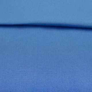 Деко-коттон голубой темный ш.150