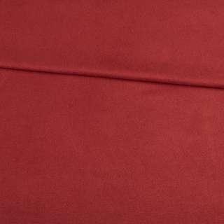 Замша стрейч бордовая, ш.150