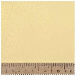 кожзам мебельный обивочный кремовый 49-0000 ш.145
