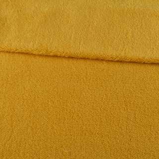 Мех искусственный овчина тонкий желтый ш.170