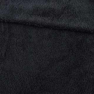 Мех искусственный овчина тонкий серый темный ш.175