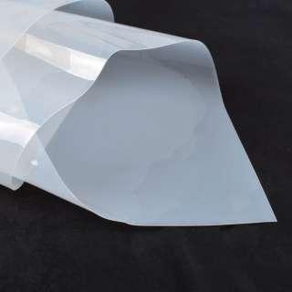 Силикон (0,3мм) молочный прозрачный ш.122