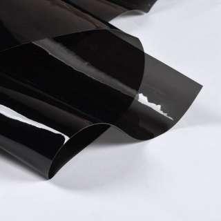 Силикон (0,3мм) черный прозрачный ш.122
