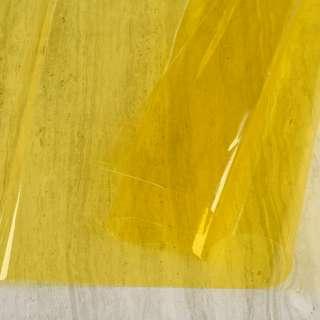 Силикон (0,2мм) желтый прозрачный ш.122