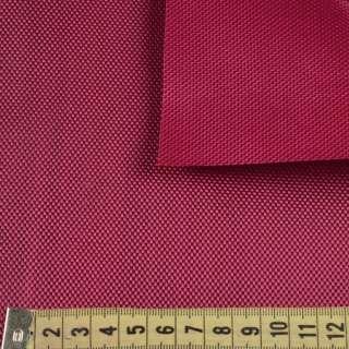 Ткань сумочная 1680 D бордовая, ш.150