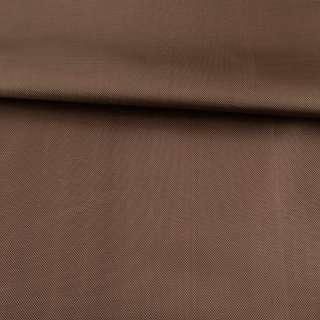 Ткань сумочная 1680 D коричневая, ш.150