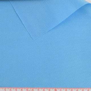 Ткань сумочная 1680D голубая васильковая ш.150