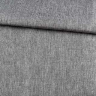 ПВХ ткань оксфорд лен 300D серый, ш.150