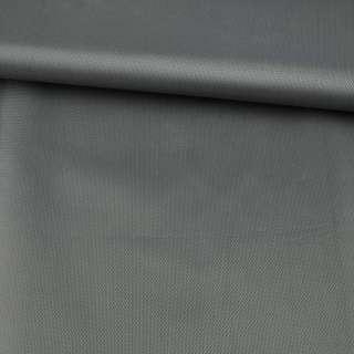 ПВХ ткань оксфорд 420D оливково-серая, ш.150
