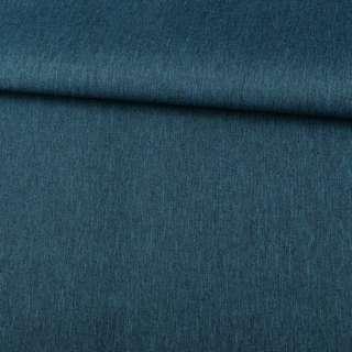 ПВХ ткань оксфорд лен 300D бирюзовый темный ш.150