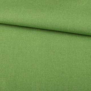 ПВХ ткань оксфорд лен 300D зеленый светлый ш.150