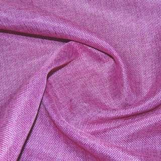 Рогожка ярко-малиновая ш.145
