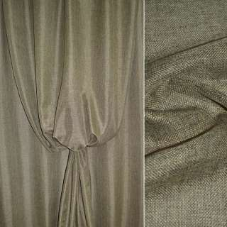 Рогожка оливково-коричневая ш.150