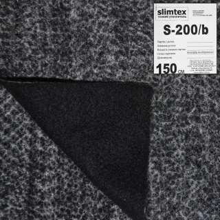 слимтекс S200/b черный (30) ш.150