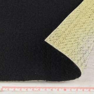 Подокатник полотно пл.115 черный (50) ш.150