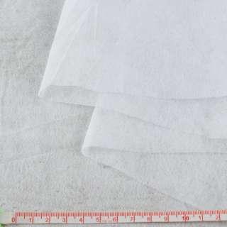 Флизелин неклеевой (спанбонд) белый, плотность 20, ш.160