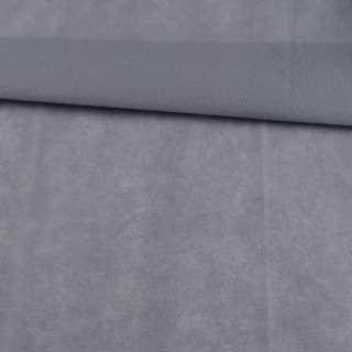 Флизелин неклеевой (спанбонд) серый, плотность 60, ш.160