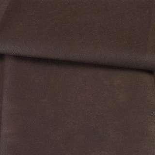 Флизелин неклеевой (спанбонд) коричневый, плотность 60, ш.160