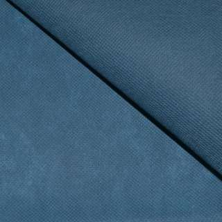 Флизелин неклеевой (спанбонд) синий светлый, плотность 70, ш.160