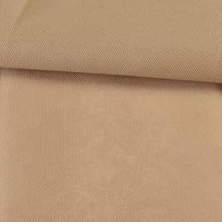 Флизелин неклеевой (спанбонд) бежевый светлый, плотность 70, ш.160