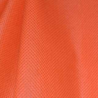 Флизелин неклеевой (спанбонд) оранжево-красный, плотность 80, ш.160