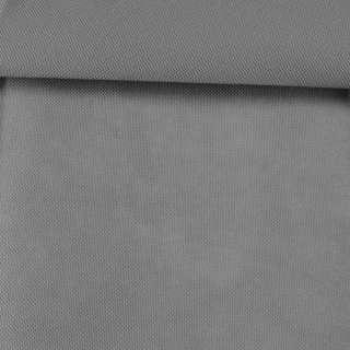 Флизелин неклеевой (спанбонд) серый, плотность 80, ш.160