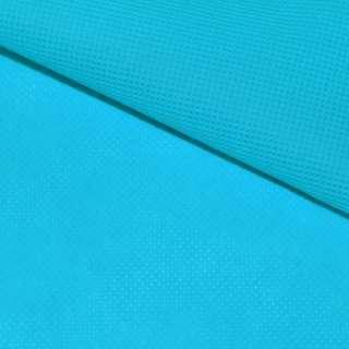 Флизелин неклеевой (спанбонд) морской волны, плотность 80, ш.160