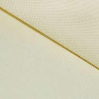 Флизелин неклеевой (спанбонд) кремовый, плотность 80, ш.160