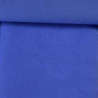 Флизелин неклеевой (спанбонд) голубой темный, плотность 80, ш.160