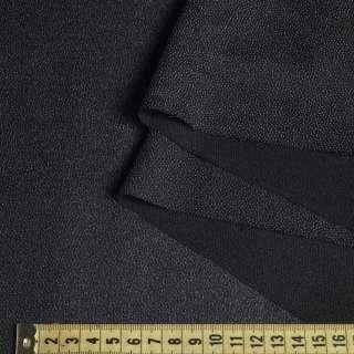 Дублерин трикотажный черный 9018BK, ш.150
