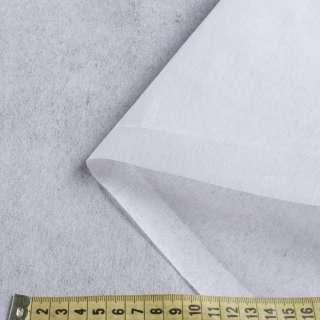 Флизелин белый клеевой 1050