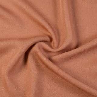 Креп жоржет коричневый