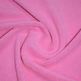 Велсофт-махра односторонняя ярко-розовая ш.205