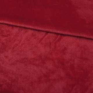 Велсофт двухсторонний красный, ш.180