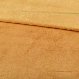 Велсофт двухсторонний бежево-желтый, ш.180