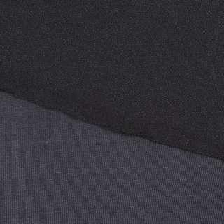 """Дублерин черный тонкий стрейч """"KUFNER"""", ш.95"""