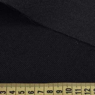 Дублерин черный плотный ш.122