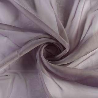 Вуаль фиолетово-серая, ш.300