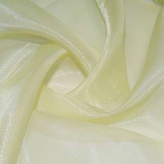Кристаллон тюль лимонный, ш.280
