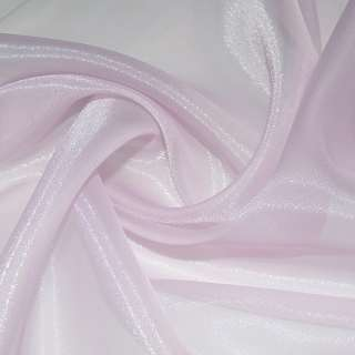 Кристаллон тюль розовый светлый, ш.280