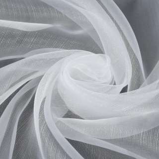 Полукристалл тюль белый, ш.270
