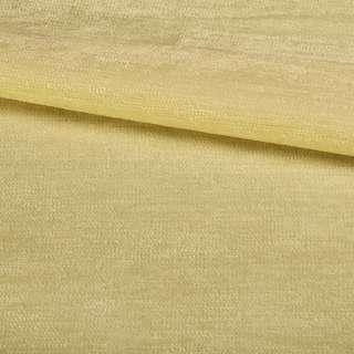 Велюр двухсторонний золотисто-желтый ш.277