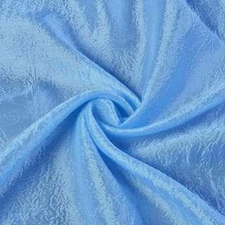 Тергалет, креш для штор голубой темный, ш.280