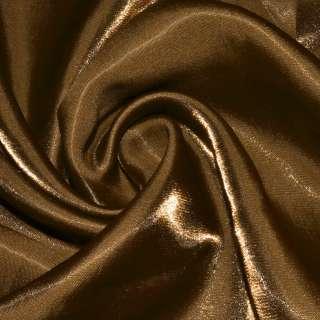 Кристаллон портьерный коричневый ш.280