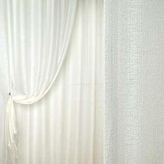 Лен портьерный белый ш.280