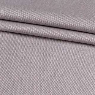 Рогожка мелкая блэкаут (софт изнанка) серая-кварц ш.280