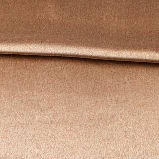 Софт блэкаут меланж с блеском оранжево-песочный ш.280