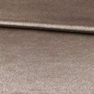 Софт блэкаут меланж с блеском коричнево-серый ш.280