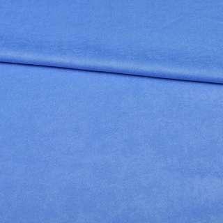 софт портьерный голубой темный, ш.280