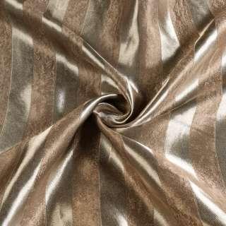 Блэкаут полосы оливково-коричневый ш.280